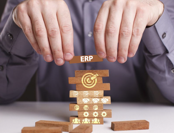Choosing The Right Global ERP System For Your Business | M.SaaS