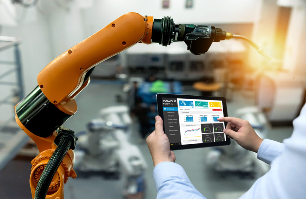 How ERP Helps To Optimize The Production Process | M.SaaS